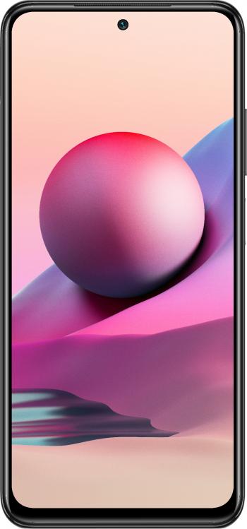 Telefon mobil Xiaomi Redmi Note 10S 64GB Dual SIM 4G Pebble White Telefoane Mobile