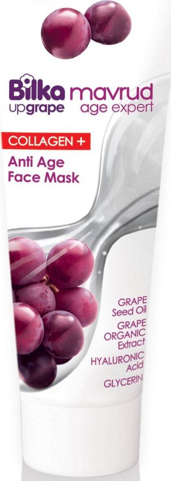 Masca de Fata cu Acid Hialuronic Colagen si Glicerina 120 ML Masti, exfoliant, tonice
