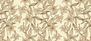 Panou bucatarie protectie plita aragaz antistropire print UV model Abstract Frunzis 2 600x500 mm