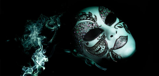 Panou bucatarie protectie plita aragaz antistropire print UV model Masca 600x500 mm