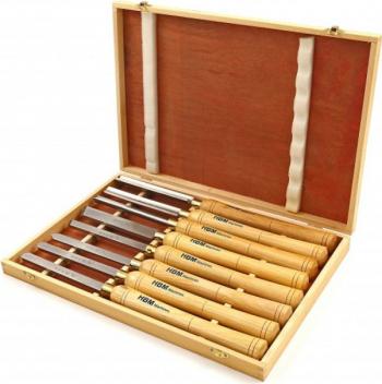 Set dalti pentru lemn 8 piese