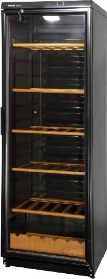 Vitrina frigorifica Snaige WD35SM-S3JJSG1 330 l filtru carbon control mecanic H 173 cm neagra