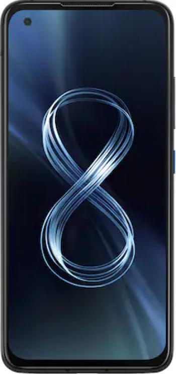 Telefon mobil ASUS Zenfone 8 128GB 8GB RAM Dual SIM 5G Obsidian Black Telefoane Mobile