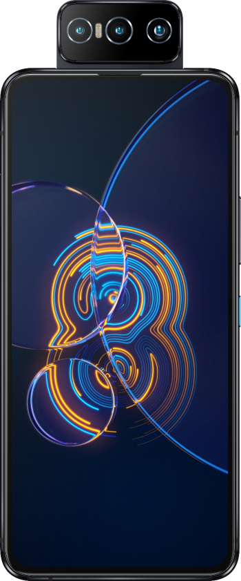 Telefon mobil ASUS Zenfone 8 Flip 256GB Dual SIM 5G Black Telefoane Mobile