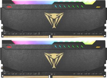 Kit Memorie Patriot Viper Steel RGB 16GB 2x8GB DDR4 3600MHz CL20 Dual Channel