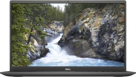 Laptop Dell Vostro 5502 Intel Core (11th Gen) i5-1135G7 256GB SSD 8GB Intel Iris XE Graphics FullHD Linux T.Ilum.Gray