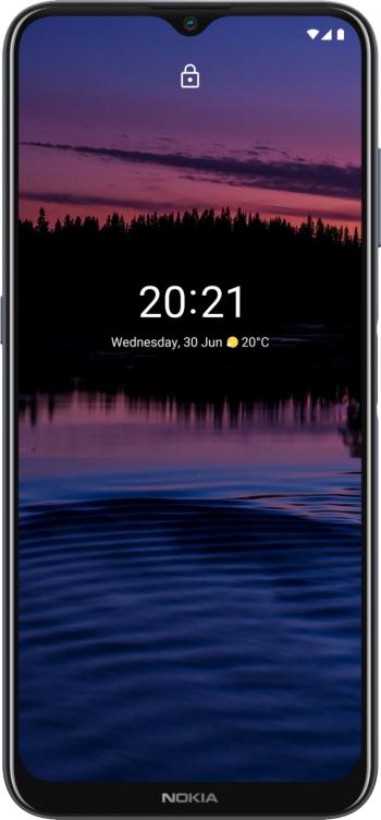 Telefon mobil Nokia G20 64GB Dual SIM 4G Blue Telefoane Mobile