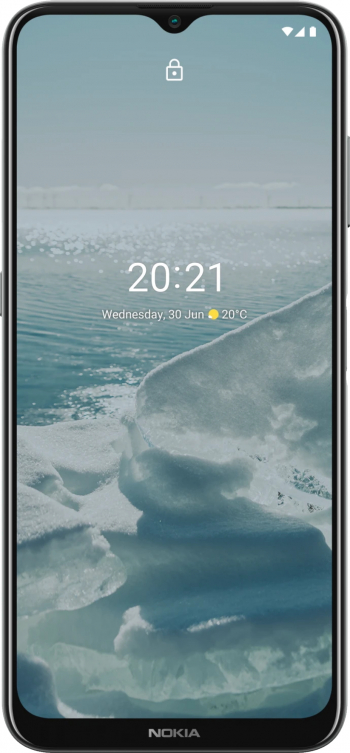 Telefon mobil Nokia G20 64GB Dual SIM 4G Silver Telefoane Mobile