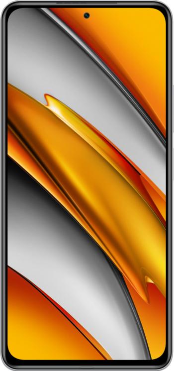 Telefon mobil Poco F3 128GB Dual SIM 5G Arctic White Telefoane Mobile