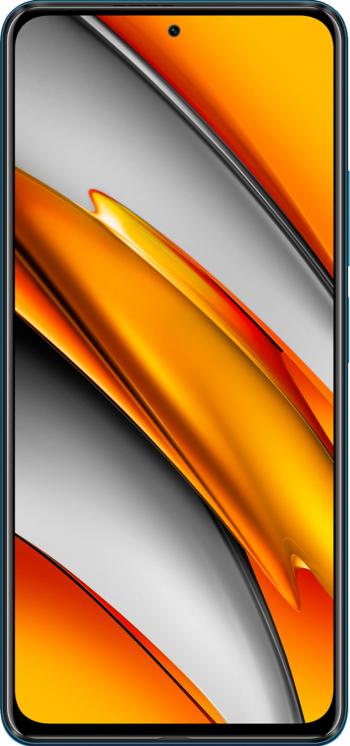 Telefon mobil Poco F3 128GB Dual SIM 5G Deep Ocean Blue Telefoane Mobile