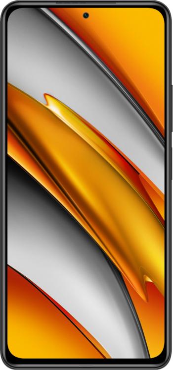 Telefon mobil Poco F3 128GB Dual SIM 5G Night Black Telefoane Mobile