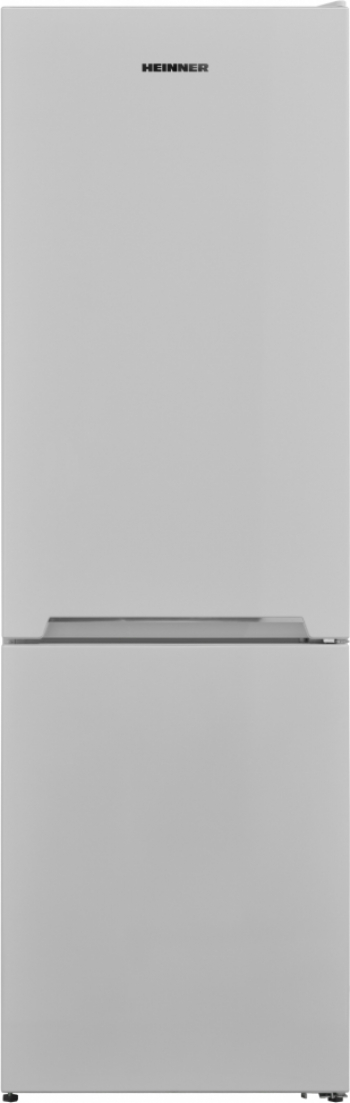 Combina frigorifica Heinner HCNF-V291F+ 295L Clasa F Full No Frost Functie Super Congelare Alb