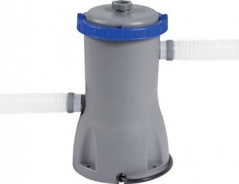 Pompa curatare piscina cu filtru inclus Bestway 58386 Flowclear cu 2 furtune incluse 3028 l/h 32W
