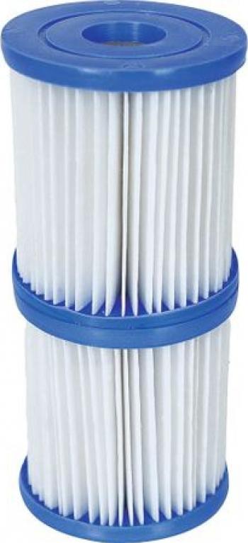 Set Cartus filtru Bestway 58093 Tip I pentru pompa filtrare apa piscina 9 x 8 cm/set 2 buc
