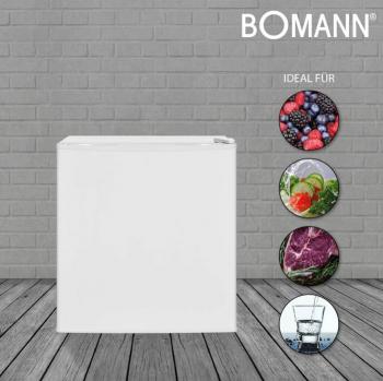 Frigider minibar Bomann KB 340.1 consum redus volum 45 l decongelare automata compact control temperatura picioare reglabile Mini Frigidere
