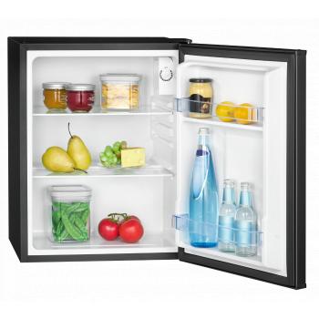 Frigider minibar Bomann KB 7235 compact silentios control temperatura decongelare automata 2 rafturi de sticla 2 compartimente usa Mini Frigidere