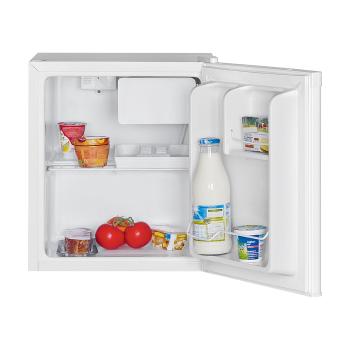 Frigider minibar cu congelator Bomann KB 389.1 consum redus 2 compartimente compact silentios rafturi detasabile compartiment gheata Mini Frigidere