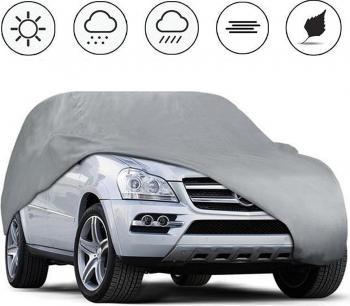 Husa Prelata Auto SUV Opel Crossland X Impermeabila si Anti-Zgariere All-Season GC8