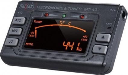Metronom si Tuner acordor multifunctionale Musedo MT40