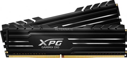 Kit Memorie Adata XPG Gammix D10 32GB 2x16GB DDR4 3600MHz CL18 1.2V