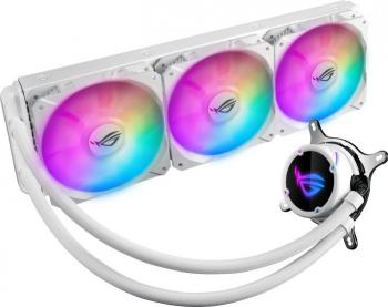 Cooler Procesor cu lichid ASUS ROG STRIX LC 360 RGB White Edition
