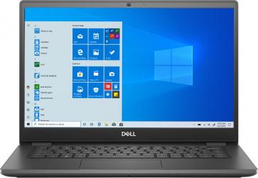 Laptop Dell Latitude 3410 Intel Core (10th Gen) i7-10510U 256GB SSD 8GB FullHD Win10 Pro FPR T.Ilum. Grey