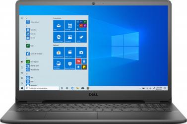 Laptop Dell Vostro 3500 Intel Core (11th Gen) i3-1115G4 256GB SSD 4GB HD Win10 Negru