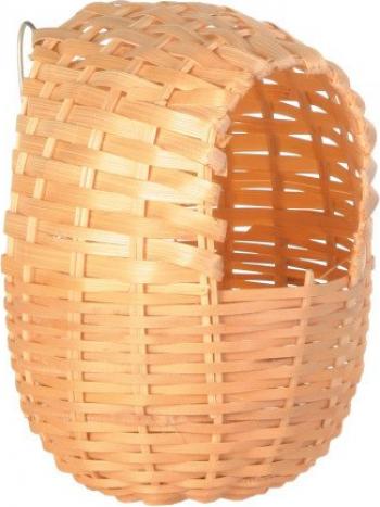 Trixie Cuib Exote Bambus 11x12 cm 5602 Accesorii si jucarii animale
