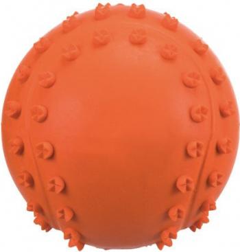 Trixie Jucarie Minge Cauciuc Natural 6 cm cu Sunet 34841 Accesorii si jucarii animale