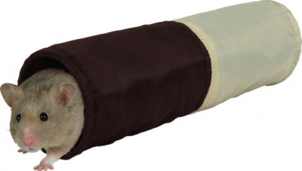 Trixie Tunel Crunch Hamster 25 cm 6272 R Accesorii si jucarii animale