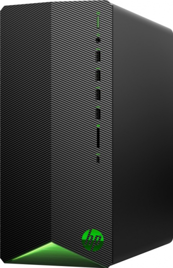 Sistem Desktop PC HP Pavilion Gaming TG01-0325ng Negru Intel Core i5-9400F 16 GB DDR4 512 GB M.2 PCIe HDD 2 TB NVIDIA GeForce GTX 1660 Ti Calculatoare Desktop