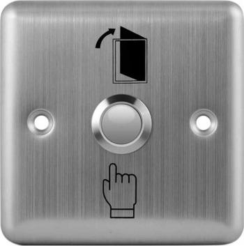 Buton de iesire incastrabil din inox E-LOCKS