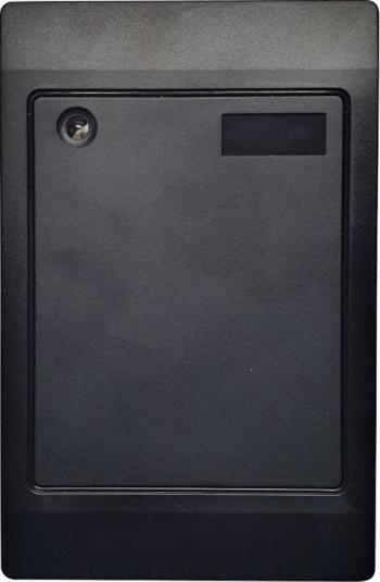 Cititor de carduri RFID cu dubla frecventa E-LOCKS negru plastic IP65 model KR400ME