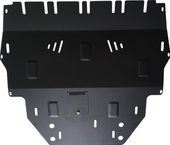 Scut motor metalic Skoda Rapid 2012 - 2018