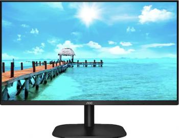 Monitor LED 27 AOC 27B2AM Full HD 4ms 75Hz Negru