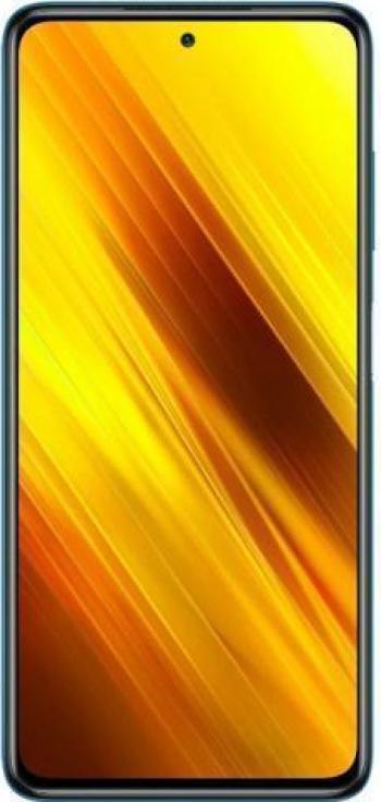 Telefon mobil Poco X3 Pro 256GB Dual SIM 4G Frost Blue Telefoane Mobile