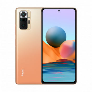 Telefon mobil Xiaomi Redmi Note 10 Pro 64GB Dual SIM 4G GradientBronze