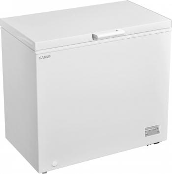 Lada frigorifica Samus LS272 246 L Clasa F Fast Freeze Alb