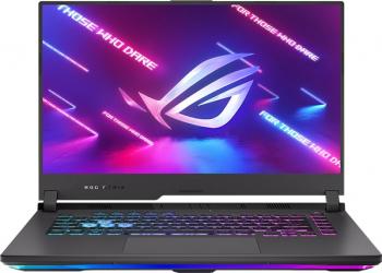Laptop Gaming ASUS ROG Strix G15 G513QM AMD Ryzen 7 5800H 1TB SSD 16GB NVIDIA GeForce RTX 3060 6GB FullHD 144Hz Win10 T. il. Gray Laptop laptopuri