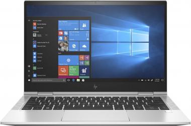 Laptop 2in1 HP EliteBook x360 830 G7 Intel Core (10th Gen) i7-10510U 256GB SSD 32GB FullHD Touch Win10 Pro T.Ilum. FPR Silver