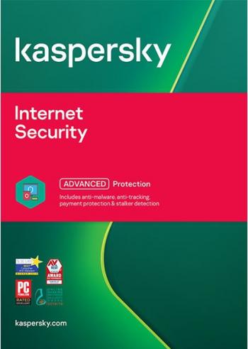 Antivirus Kaspersky 2021 Internet Security 1 dispozitiv 1 an Licenta Electronica