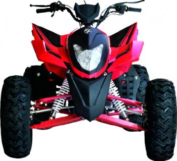 ATV RDB FXATV-FZL benzina 250cc Rosu