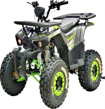 ATV RDB FXATV-SX-1 benzina 125cc Negru