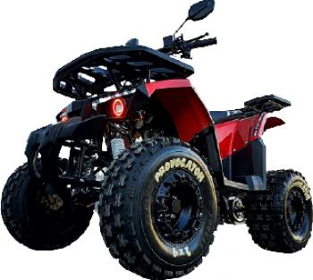 ATV RDB FXATV-SX-1 benzina 125cc Rosu