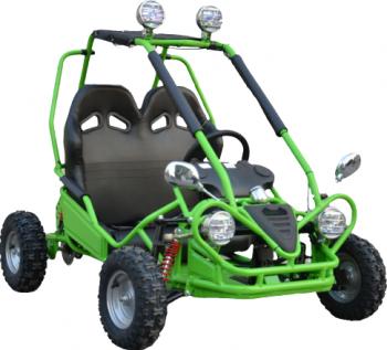 BUGGY RDB FXGK-001L benzina 125cc Verde