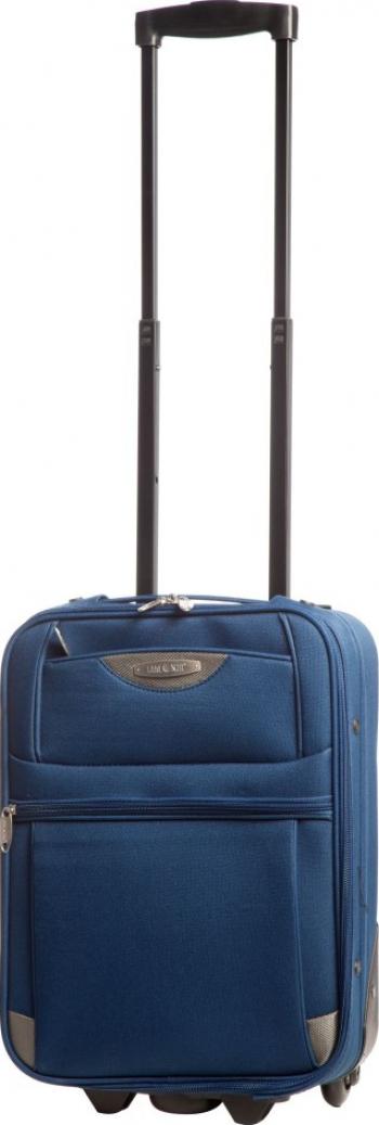 Troler Lamonza Atlanta 40x30x17 cm 1.8 kg albastru