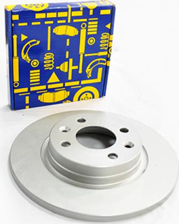 disc frana neventilat 259x12 LOGAN SANDERO -Polparts