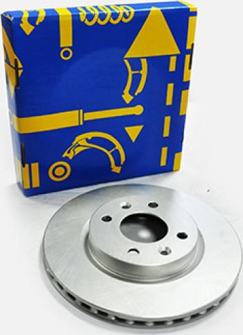 disc frana ventilat 259x20 6 LOGAN SANDERO-Polparts