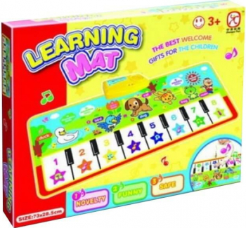 Covoras interactiv pentru copii Learning Mat Educarici Jucarii Interactive
