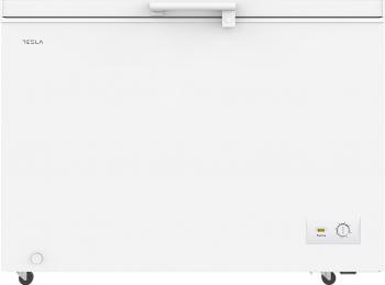 Lada frigorifica Tesla RH3200H1 308 L Clasa F Orificiu drenaj Alb